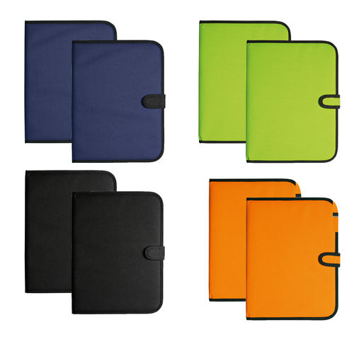 FOLDER For conferences CAMPUS with Notepad