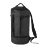 COATED CANVAS SPORTS BAG