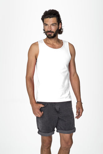 T-SHIRTS WITHOUT SLEEVES MAN UP TO 5XL
